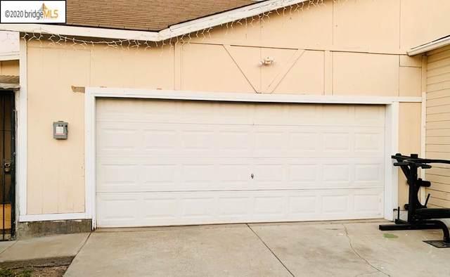 642 5th Street N, Richmond, CA 94801 (#EB40915899) :: The Realty Society