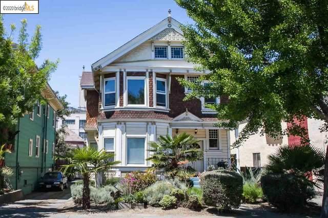 1309 Magnolia St, Oakland, CA 94607 (#EB40916307) :: The Realty Society