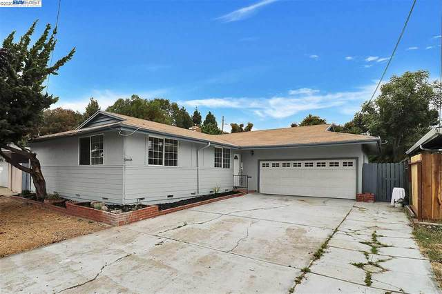 24446 Broadmore Ave, Hayward, CA 94544 (#BE40917675) :: Real Estate Experts