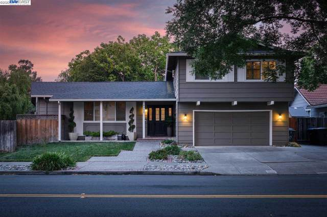 4305 Muirwood Dr, Pleasanton, CA 94588 (#BE40918115) :: The Realty Society