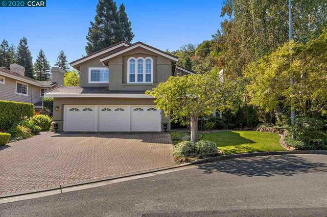 860 Hidden Pond Ct, Lafayette, CA 94549 (#CC40918471) :: The Realty Society