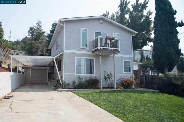 7936 Sunkist Dr, Oakland, CA 94605 (#CC40919424) :: Real Estate Experts