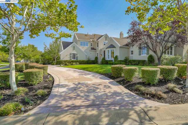 3703 Raboli St, Pleasanton, CA 94566 (#BE40919227) :: The Sean Cooper Real Estate Group