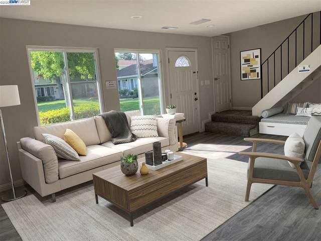 4837 Saginaw Cir, Pleasanton, CA 94588 (#BE40919325) :: Strock Real Estate