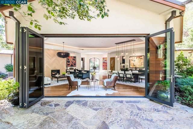 20 Monticello Ct., Lafayette, CA 94549 (#CC40918624) :: The Sean Cooper Real Estate Group