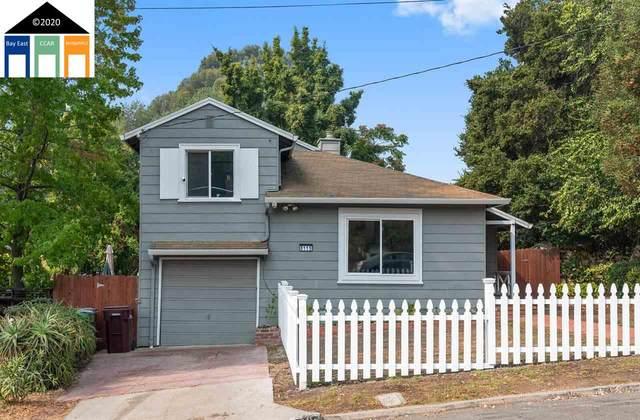 8115 Utah Street, Oakland, CA 94605 (#MR40920464) :: The Realty Society
