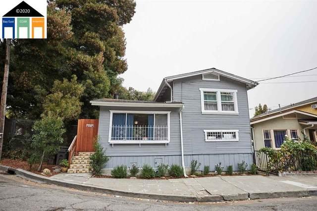 3448 Davis St, Oakland, CA 94601 (#MR40920717) :: Real Estate Experts