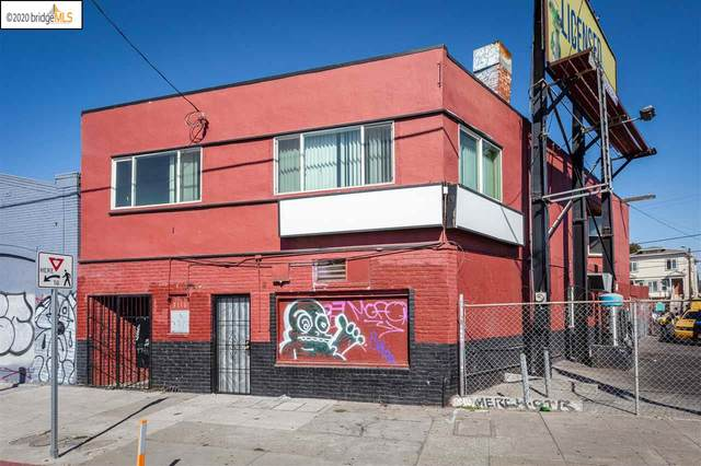 3114 San Pablo Ave, Oakland, CA 94608 (#EB40920792) :: The Realty Society