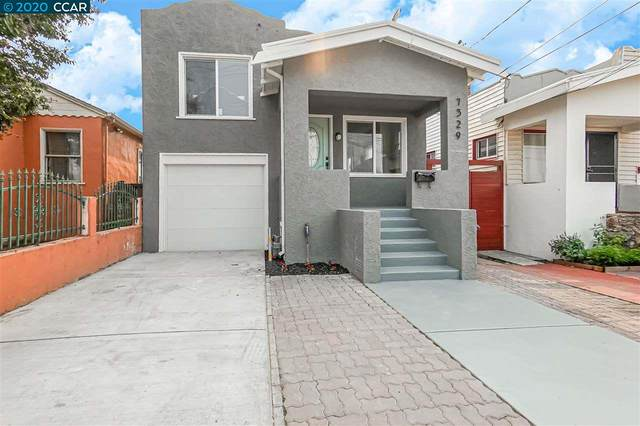 7329 Halliday Ave, Oakland, CA 94605 (#CC40920877) :: Real Estate Experts
