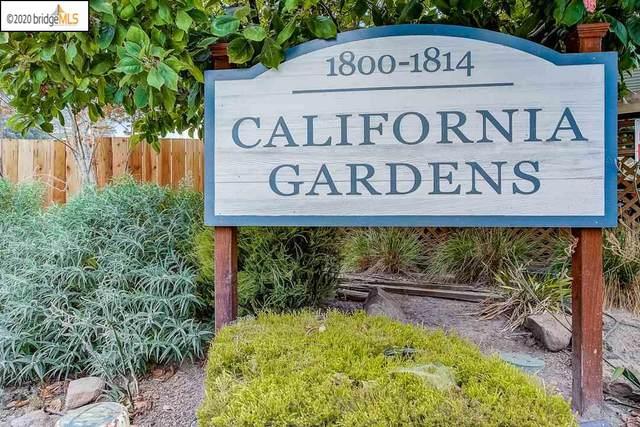 1812 Cole Ave 2A, Walnut Creek, CA 94596 (#EB40919032) :: Live Play Silicon Valley