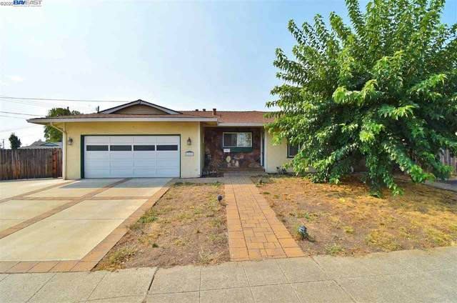 6888 York Dr, Dublin, CA 94568 (#BE40921167) :: Real Estate Experts