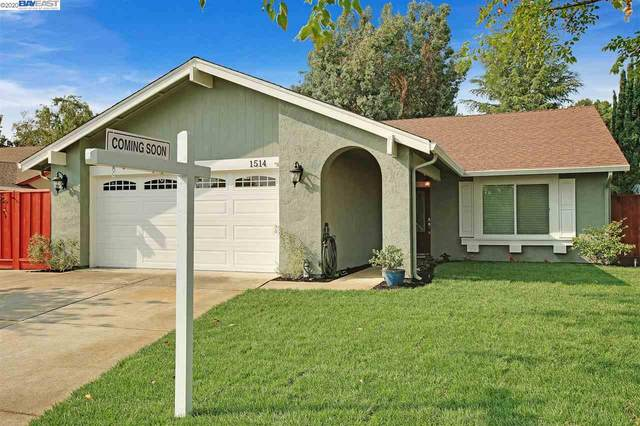 1514 Honeysuckle Rd, Livermore, CA 94550 (#BE40921327) :: RE/MAX Gold
