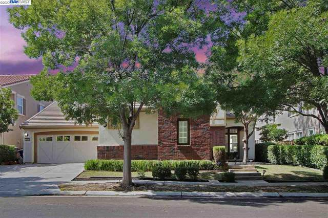 257 S Dulce St, Mountain House, CA 95391 (#BE40921751) :: The Gilmartin Group