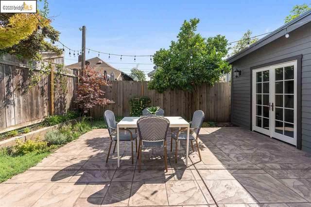 675 Fairview St, Oakland, CA 94609 (#EB40921917) :: The Goss Real Estate Group, Keller Williams Bay Area Estates