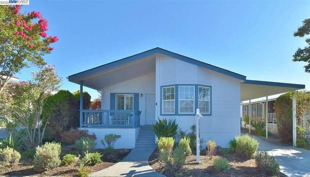 457 Santa Monica, San Leandro, CA 94579 (#BE40920590) :: RE/MAX Gold
