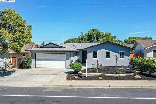 620 El Caminito, Livermore, CA 94550 (#BE40920593) :: The Realty Society