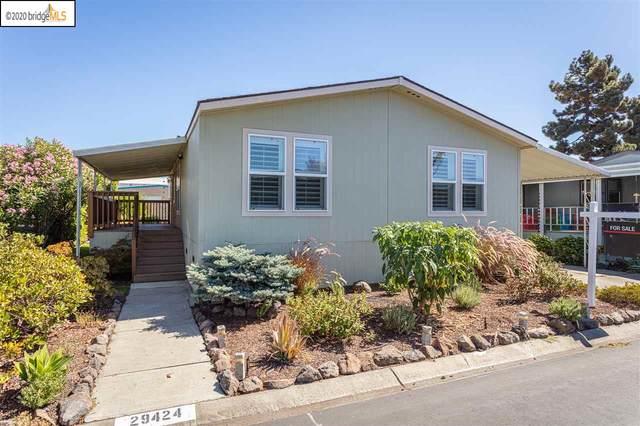 29424 Providence Way 105, Hayward, CA 94544 (#EB40921555) :: The Realty Society