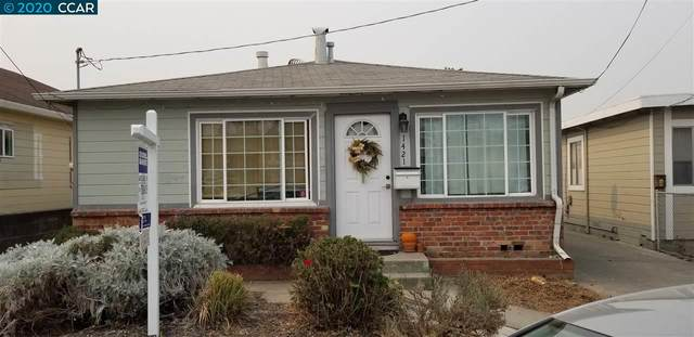1421 25TH, Richmond, CA 94806 (#CC40922461) :: Intero Real Estate