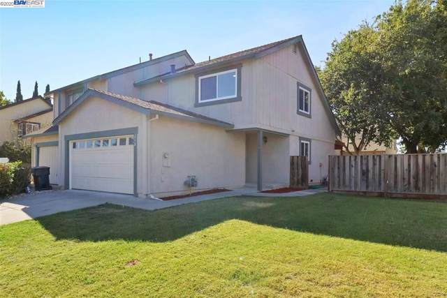 5461 Treeflower Dr, Livermore, CA 94551 (#BE40922470) :: Real Estate Experts