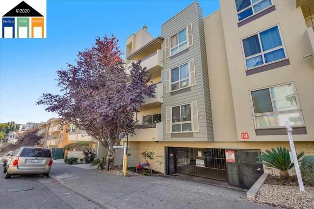 77 Fairmount Ave 118, Oakland, CA 94611 (#MR40922615) :: The Kulda Real Estate Group