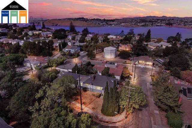 10 Baldwin Ave, Crockett, CA 94525 (#MR40922861) :: The Kulda Real Estate Group