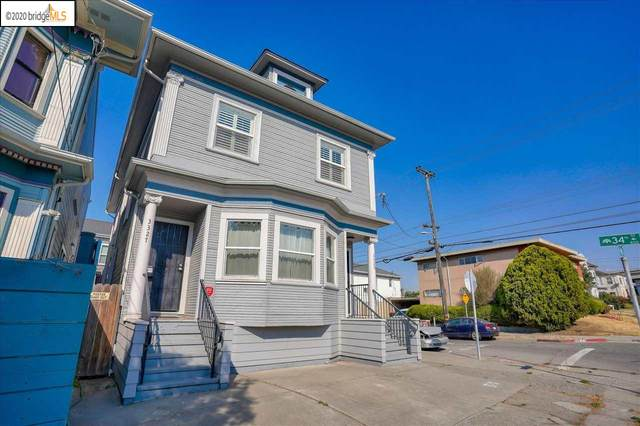 3327 West St, Oakland, CA 94608 (#EB40922252) :: Robert Balina | Synergize Realty