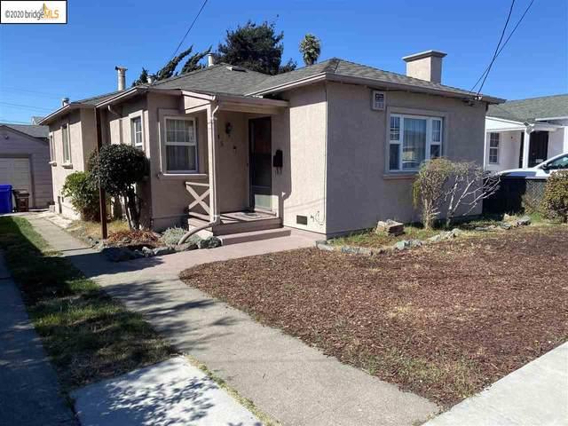 345 S 19TH Street S, Richmond, CA 94804 (#EB40923594) :: The Goss Real Estate Group, Keller Williams Bay Area Estates