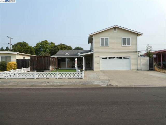 40172 Michelle St, Fremont, CA 94538 (#BE40924012) :: The Realty Society