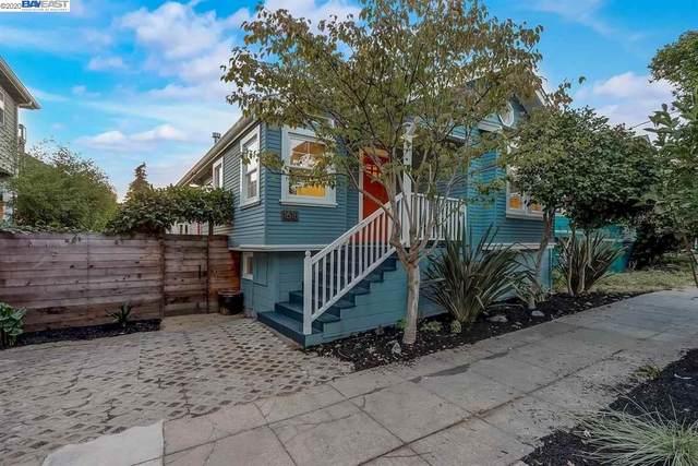 1618 Grant St, Berkeley, CA 94703 (#BE40924087) :: The Goss Real Estate Group, Keller Williams Bay Area Estates