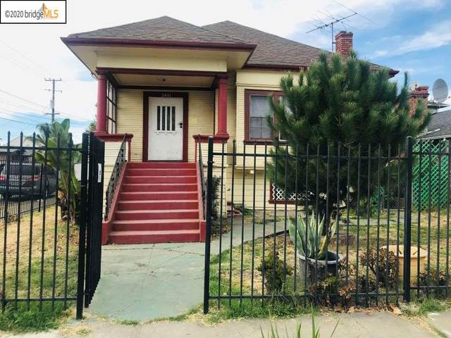 2451 63Rd Ave, Oakland, CA 94605 (#EB40923769) :: Strock Real Estate