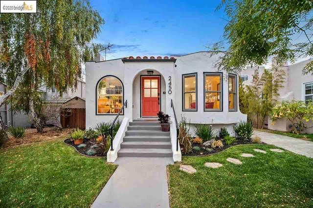 2450 West St, Berkeley, CA 94702 (#EB40924438) :: The Goss Real Estate Group, Keller Williams Bay Area Estates