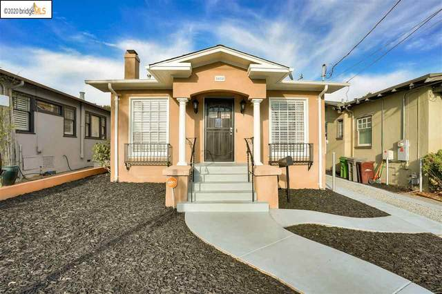 5454 Ruth Ave, Oakland, CA 94601 (#EB40924755) :: The Realty Society