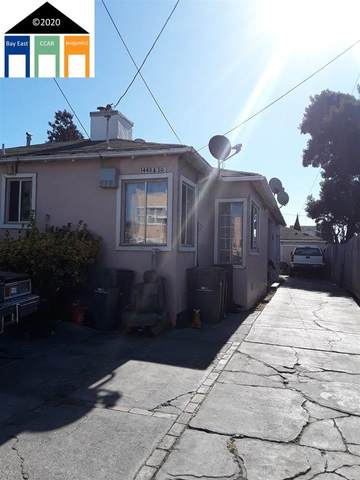 1450 77th Ave, Oakland, CA 94621 (#MR40924827) :: Real Estate Experts