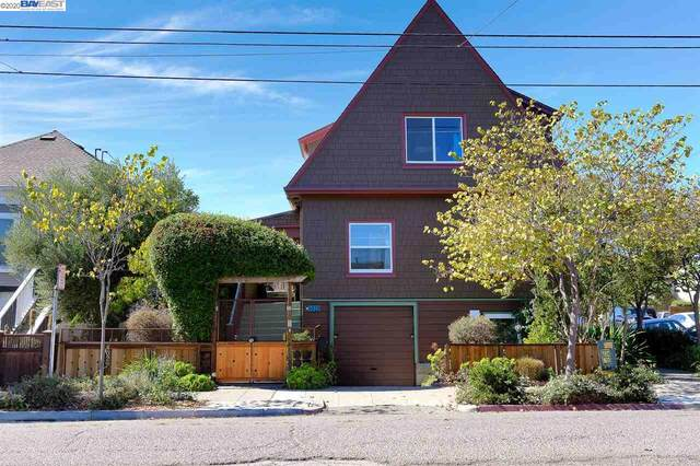4029 Lusk St, Oakland, CA 94608 (#BE40925108) :: RE/MAX Gold