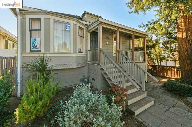 3886 Maybelle Ave, Oakland, CA 94619 (#EB40924955) :: The Realty Society