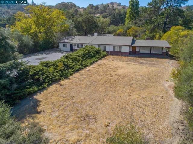 525 Madonna Ln, Walnut Creek, CA 94597 (#CC40925162) :: Strock Real Estate