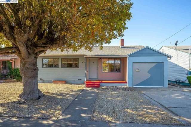 758 Mooney Ave, San Lorenzo, CA 94580 (#BE40924000) :: Strock Real Estate