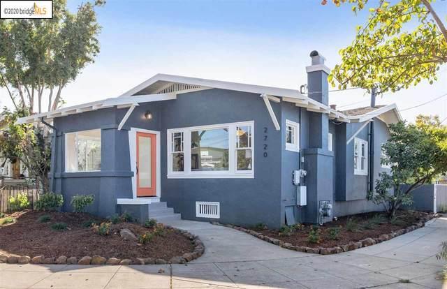 2720 Acton St, Berkeley, CA 94702 (#EB40925493) :: The Realty Society