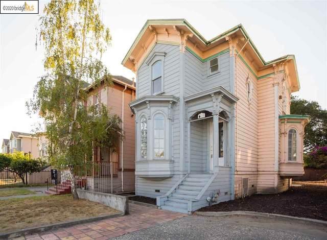1433 Adeline St, Oakland, CA 94607 (#EB40925625) :: The Realty Society