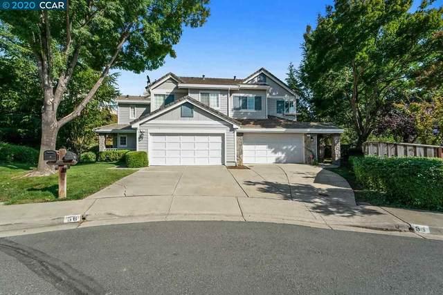 54 Karkin Pl, Clayton, CA 94517 (#CC40925722) :: Intero Real Estate