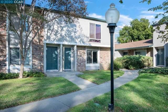3605 Northwood Dr H, Concord, CA 94520 (#CC40925910) :: Intero Real Estate
