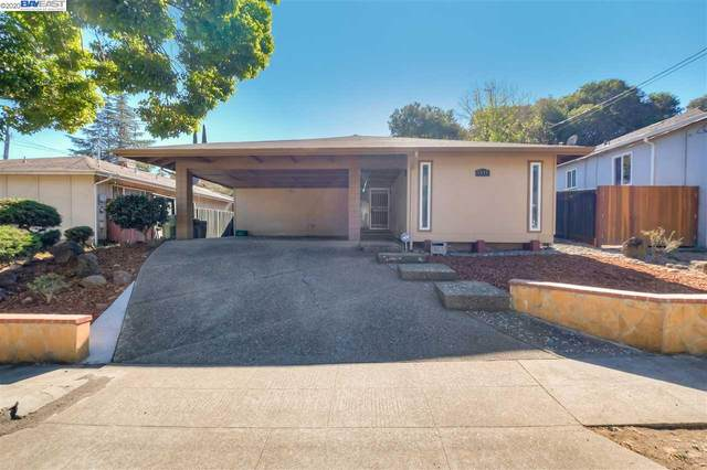 1737 Grove, Castro Valley, CA 94546 (#BE40926105) :: The Kulda Real Estate Group