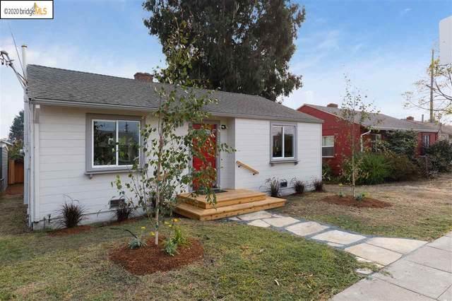 906 Bataan Ave, Berkeley, CA 94710 (#EB40926164) :: The Realty Society