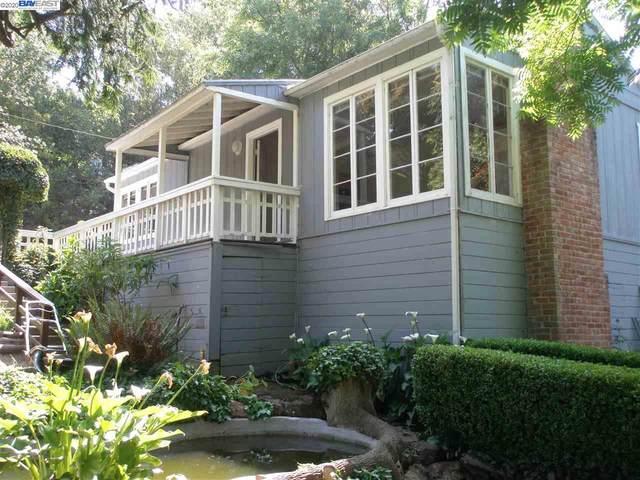 3111 Jordan Rd, Oakland, CA 94602 (#BE40926404) :: Intero Real Estate