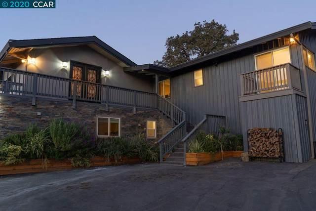 1190 N Gate Rd, Walnut Creek, CA 94598 (MLS #CC40925718) :: Compass