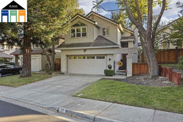 27 Sage Hill Ct, Danville, CA 94526 (#MR40926740) :: Robert Balina | Synergize Realty