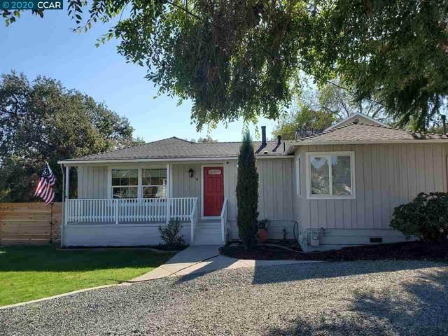4 Benita Way, Martinez, CA 94553 (#CC40926777) :: Intero Real Estate
