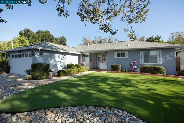 1830 Silverwood Dr, Concord, CA 94519 (#CC40926797) :: Intero Real Estate
