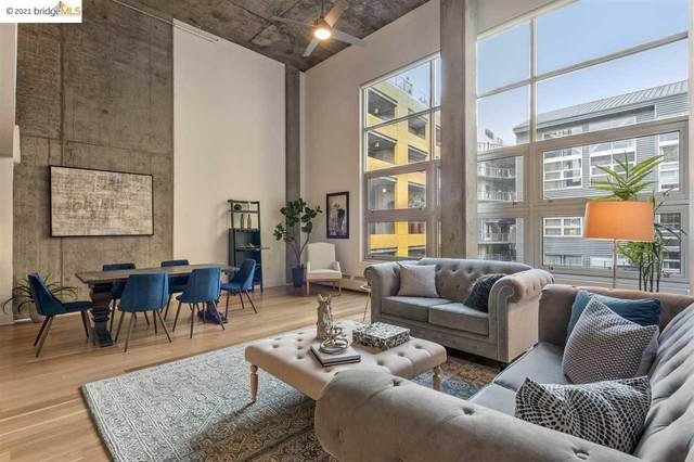311 Oak St 518, Oakland, CA 94607 (#EB40927005) :: The Sean Cooper Real Estate Group