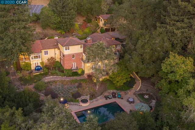 33 Dias Dorados, Orinda, CA 94563 (#CC40927752) :: The Kulda Real Estate Group